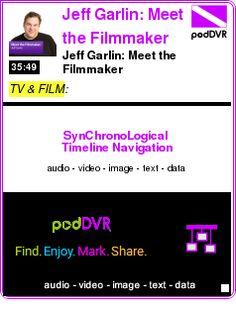 #TV #PODCAST  Jeff Garlin: Meet the Filmmaker    Jeff Garlin: Meet the Filmmaker    LISTEN...  http://podDVR.COM/?c=4fe9485e-d4f7-31f8-f4a3-a40cbd4119a1