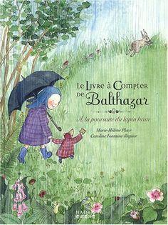 Le livre à compter de Balthazar : A la poursuite du lapin brun de Marie-Hélène Place http://www.amazon.fr/dp/2218753766/ref=cm_sw_r_pi_dp_GSYdvb118R2P3