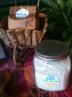 Uplifting Sea Salt Body Scrub