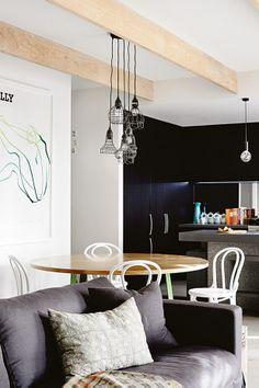 Loft Interior Design, Beautiful Interior Design, Interior Exterior, Contemporary Interior, Interior Design Inspiration, Interior Decorating, Eclectic Design, Beautiful Interiors, Blog Deco