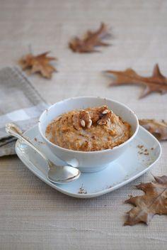 Almost Instant Pumpkin Porridge Hot Cereal