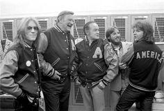 Bob, John Wayne and the group America