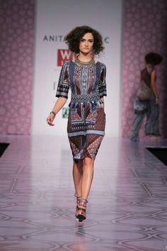Anita Dongre, Wills India Lifestyle Fashion Week Autumn/Winter 2014 India Fashion Week, Lakme Fashion Week, Anita Dongre, Indian Couture, Couture Week, Western Dresses, Get Dressed, Indian Fashion, What To Wear