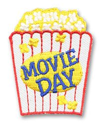 Movie Day-Snappylogos.com