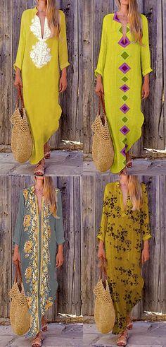 【Big Sale】Maxi Dresses