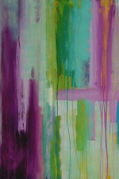 Spring Stream print - Erin Ashley