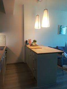 Knoxhult #knoxhult #ikea #grey #kitchen