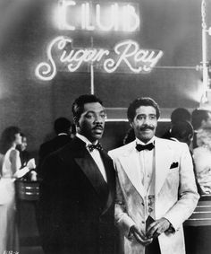 Eddie Murphy and Richard Pryor in Harlem Nights (1989) Didn't get great reviews but Iliked it!