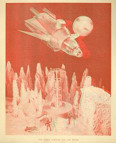 "3D ""Adventure in Space,"" 1953"