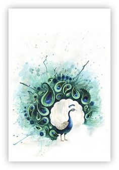 peacock http://media-cache8.pinterest.com/upload/147211481539197135_ZOpDlBXr_f.jpg silvermarker peacock