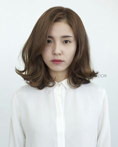 korean wave cushion out curl perm More
