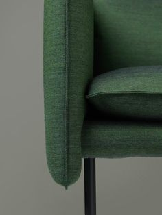 Andreas Engesvik — Tiki sofa. Love the green color