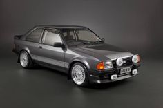 1983 FORD ESCORT RS 1600i (TURBO CONVERSION)