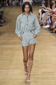 Chloé ready-to-wear Spring/Summer 2015|19