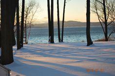 Lake Champlain.