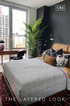 Bedroom Retreat, Cozy Bedroom, Home Decor Bedroom, Bedroom Sets, Home Interior, Interior Design, Master Bedroom Design, My New Room, Apartment Living