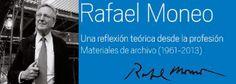 Rafael Moneo: Una Reflexión Teórica desde la Profesión. Exposición en el Museo de la Ciudad de México.