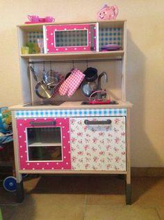 Voor onze meiden, ikea keukentje