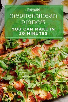 20 хвилин - це все, що потрібно, щоб отримати ці здорові вечері середземноморської дієти на ... - #вечері #все #дієти #Здорові #на #отримати #потрібно #середземноморської #хвилин #це #ці #що #щоб