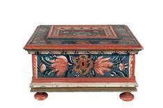 Dating antika möbler gångjärn