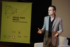 Simon Mainwaring em VIP Meeting no Seminário Social Good Brasil (6/11/12).