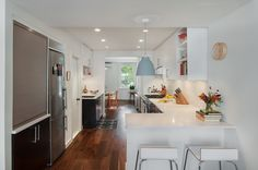 5 Things We Can Learn from This Brooklyn Townhouse Kitchen