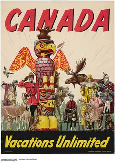 Multicityworldtravel Travel Posters Canada Amazing discounts - up to off Compare prices on of Travel booking sites at once Old Poster, Poster Ads, Tourism Poster, Ski Posters, Travel Ads, Travel Photos, Vintage Advertisements, Vintage Ads, Vintage Images