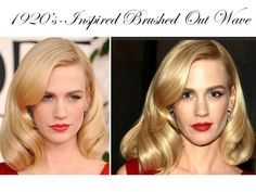 DIY Wedding Hairstyles: Old Hollywood Glamour