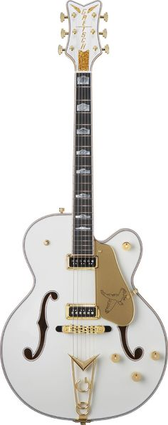 Gretsch's Falcon. Billy Duffy model