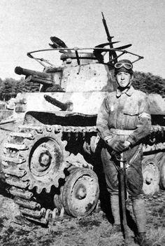 """Medium Tank Type 97 """"Chi-ha"""""""