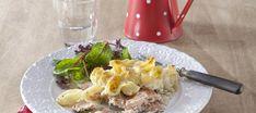 Gnocchi, Potato Salad, Potatoes, Eggs, Pasta, Fish, Breakfast, Ethnic Recipes, Morning Coffee