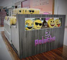 Quiosque Shopping Iguatemi Caxias, projetado pela Basi Arquitetura.