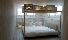 Rethinking the Predictable Hotel Room - Design.nlMaaike Roozenburg and Scholten&Baijings at Inside Design Amsterdam's Lloyd Hotel Projecy Lloyd Hotel Amsterdam, Hotel Concept, Interior And Exterior, Interior Design, Inside Design, Hotel Interiors, Luxury Decor, Home Bedroom, Hotels