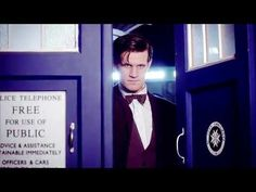 """""""Rule One."""" As sad as this video is, it is absolutely amazing. MUST watch. 11th Doctor, First Doctor, Bbc Doctor Who, Brave, Crying, Videos, Fangirl, Youtube, Beautiful"""