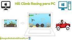 Descargar Hill Climb Racing para PC - para Windows y MAC - Gratis Google Play, Hill Climb Racing, Climbing, Mac, Android, Race Games, Mountaineering, Hiking, Poppy