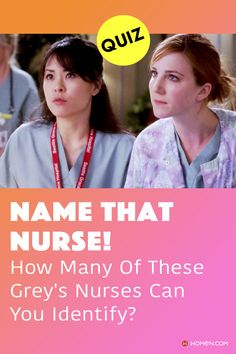 This trivia quiz will test your knowledge on how well you remember all of the nurses at Grey Sloan Memorial. #greys #greysnurse #greysanatomynurse #shondaland #greysLove #greysrandomQuiz #greysFan #meredithgrey #shonda #GreysAnatomy #greysquiz #greysnostalgia #greysAnatomyTrivia