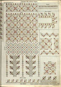 Folk Embroidery, Embroidery Patterns, Cross Stitch Patterns, Machine Embroidery, Butterfly Embroidery, Canvas Designs, Antique Quilts, Craft Gifts, Cross Stitching