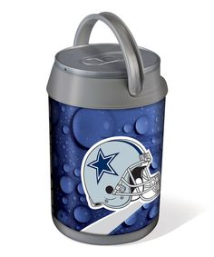 Look at this Dallas Cowboys Mini Can Cooler on #zulily today!