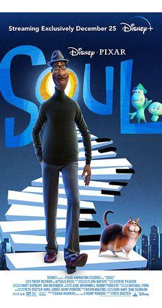 Buy Movies, Pixar Movies, 2020 Movies, Pierre Coffin, Atticus Ross, Ben Feldman, Jon Batiste, Up 2009, Michael Mckean