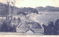 Niterói 1800 Praia das Flexas