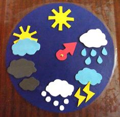 Sun Crafts, Paper Crafts For Kids, Felt Crafts, Kindergarten Crafts, Preschool Learning Activities, Preschool Crafts, Learning English For Kids, Kids Learning, Art Drawings For Kids