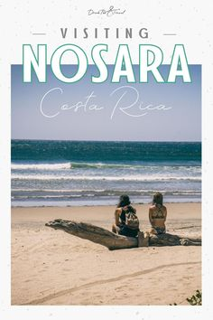 Everything you need to know about visiting this surfing expat community in the Nicoya Peninsula, Costa Rica. Discover things to do in Nosara, what hotels to stay at, and the best food to eat in Nosara! #nosara #costarica #surf #puravida #playaguiones #yoga #beach Honeymoon Vacations, Vacation Trips, Travel Advice, Travel Tips, Nosara, Responsible Travel, Costa Rica Travel, Latin America, Central America