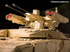 BMPT72 Unveiled at RAE-2013 - Defense Update - Military Technology  Defense News
