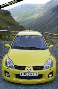 9 Best Acid Yellow Clio V6 #295 images in 2013 | Clio 16v, Vehicles