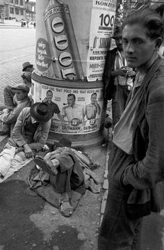 Polo, Magnum Photos, Hungary, Budapest, Austria, Monochrome, Singing, The Past, Retro