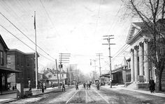 Haddon Ave Collingswood NJ 1908