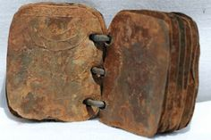 2,000 year old book! WOW!  Wonder who read it and what it said