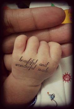Beautiful made