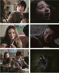 Teen Wolf - Allison and Scott - #scallison