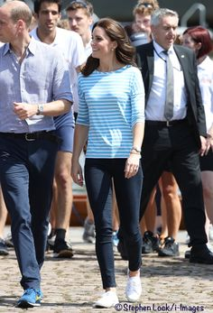 whatkatewore: Tour of Germany, Day 2, July 20, 2017-The Duke and Duchess of Cambridge